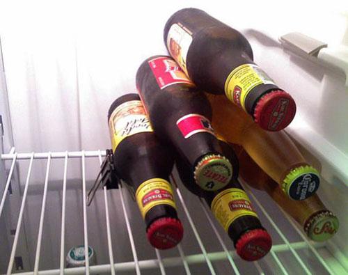 Gagner de la place dans le frigo