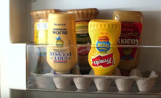 Ottimizzare lo spazio nel frigorifero