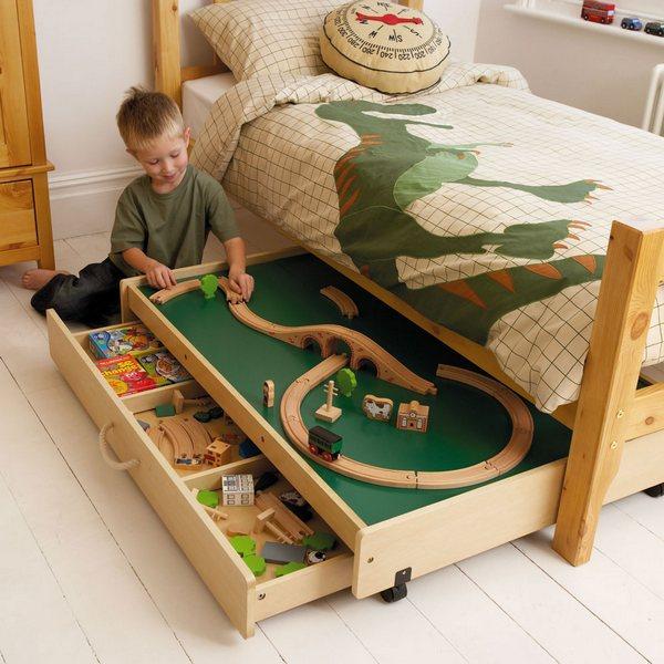 Comment optimiser la chambre des enfants