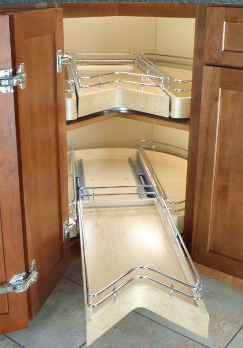 Optimiser une petite cuisine en utilisant bien les angles for Gazelle cuisine n 13