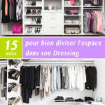 comment optimiser son dressing voici 15 id es inspirantes. Black Bedroom Furniture Sets. Home Design Ideas