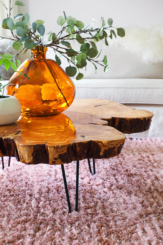 Décorations en bois style rustique