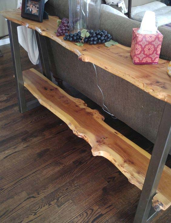 Decorazioni in legno rustico