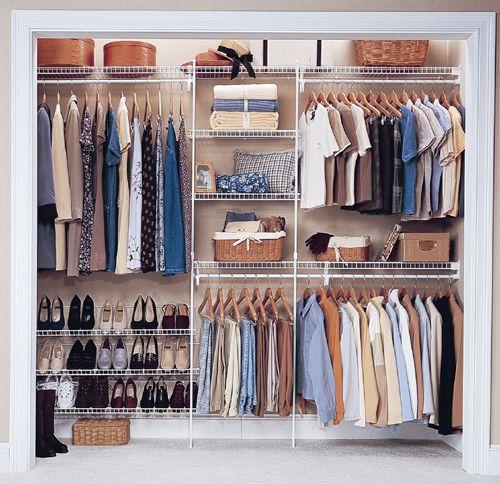 1000 Images About Wardrobe Design Ideas On Pinterest: Comment Optimiser Son Dressing! Voici 15 Idées Inspirantes