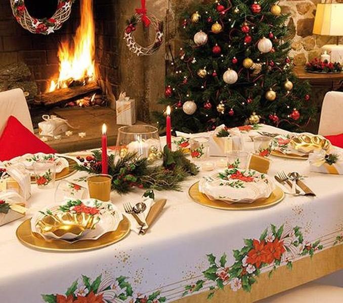 Comment Décorer Sa Table De Noel Avec Style U2013 Idée N° 2