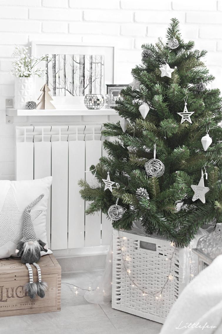 Un sapin de Noel esprit Scandinave