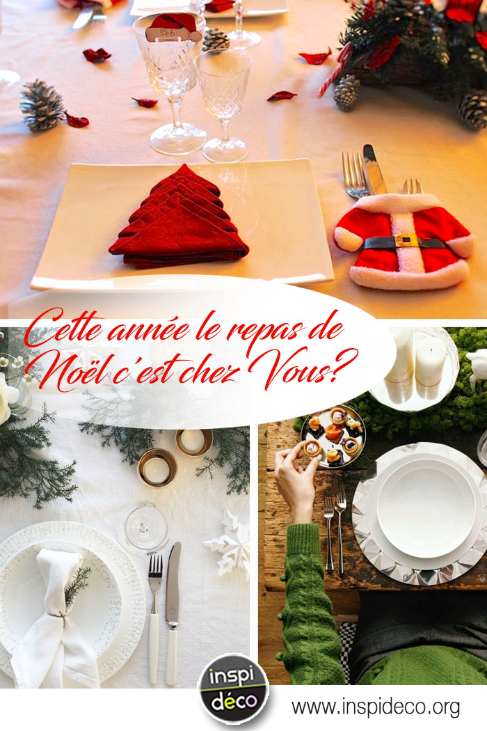 How To Decorate The Table Christmas  Here Are 15 Ideas To