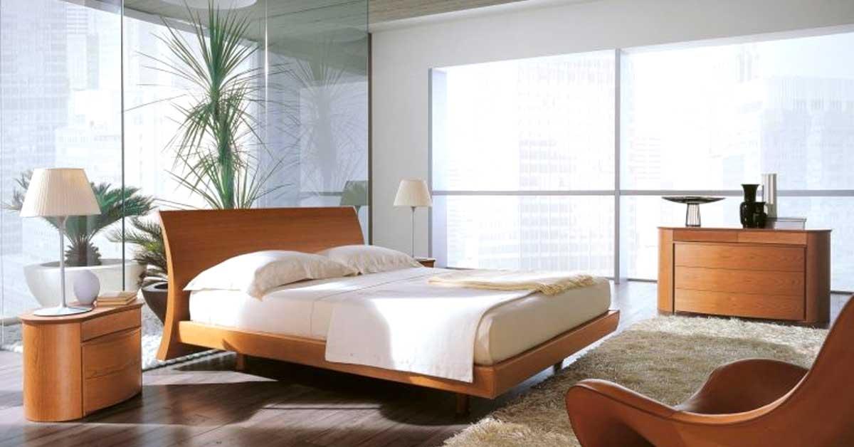 Legno e bianco in camera 15 esempi che verranno ispirano for Camera letto legno