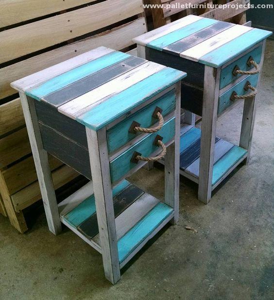 DIY avec des palettes de bois