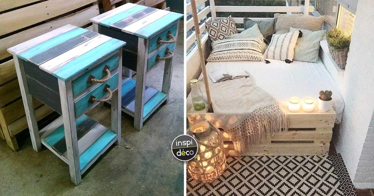 Diy avec des palettes de bois 17 id es pour vous inspirer for Bricolage avec palettes bois