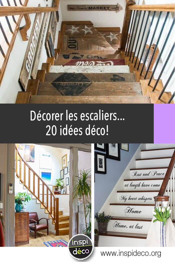 dcorer un escalier great decoration escalier maison photo deco maison id es with dcorer un. Black Bedroom Furniture Sets. Home Design Ideas