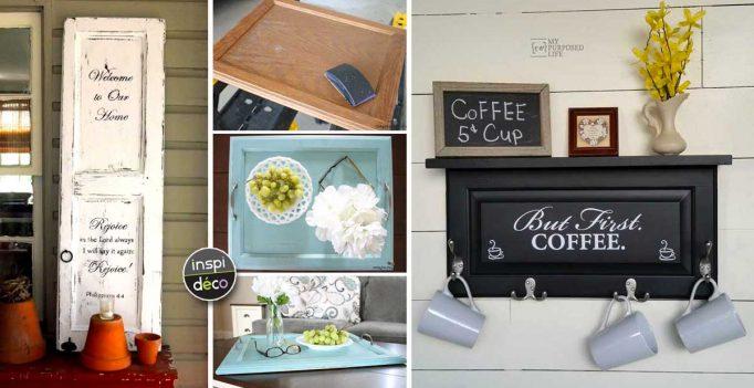 R cup rer un vieux meuble pour bricoler 15 id es pour vous inspirer - Recuperer meubles gratuitement ...