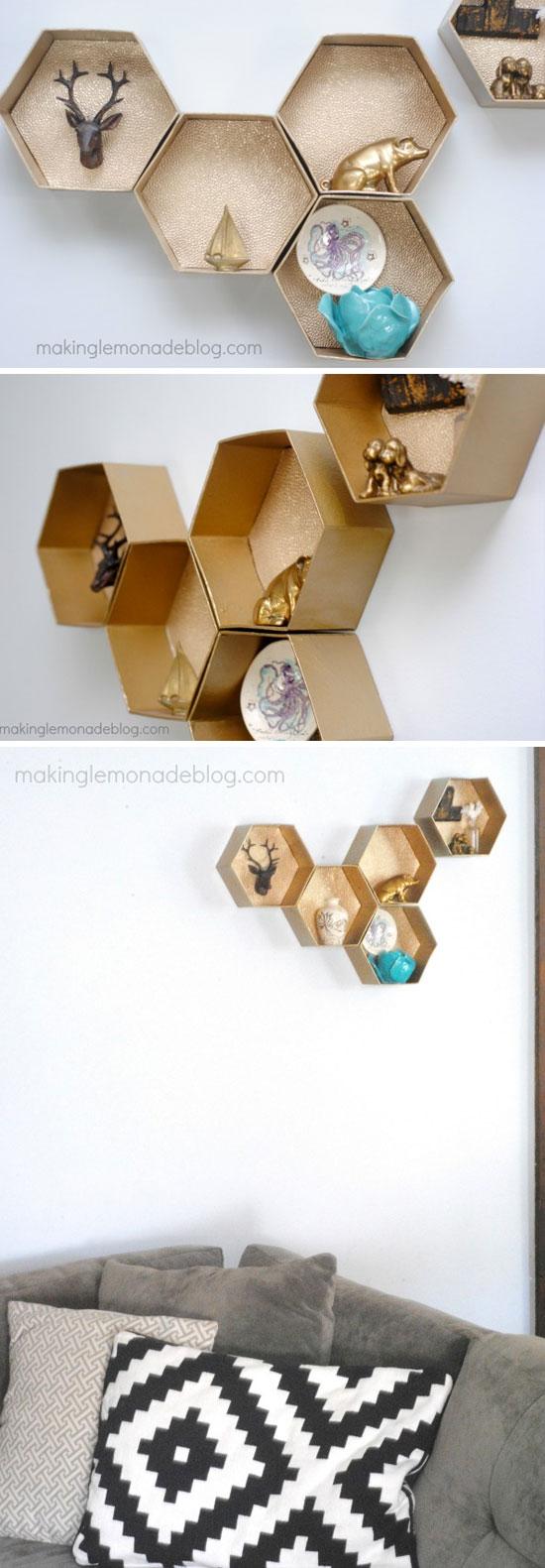 Recycler les boites en carton