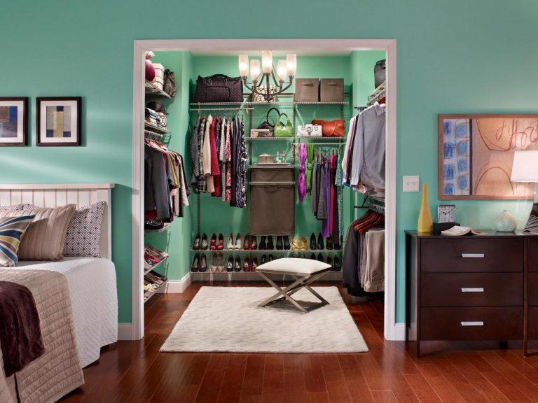 organiser un dressing voici 15 exemples qui sauront vous inspirer. Black Bedroom Furniture Sets. Home Design Ideas