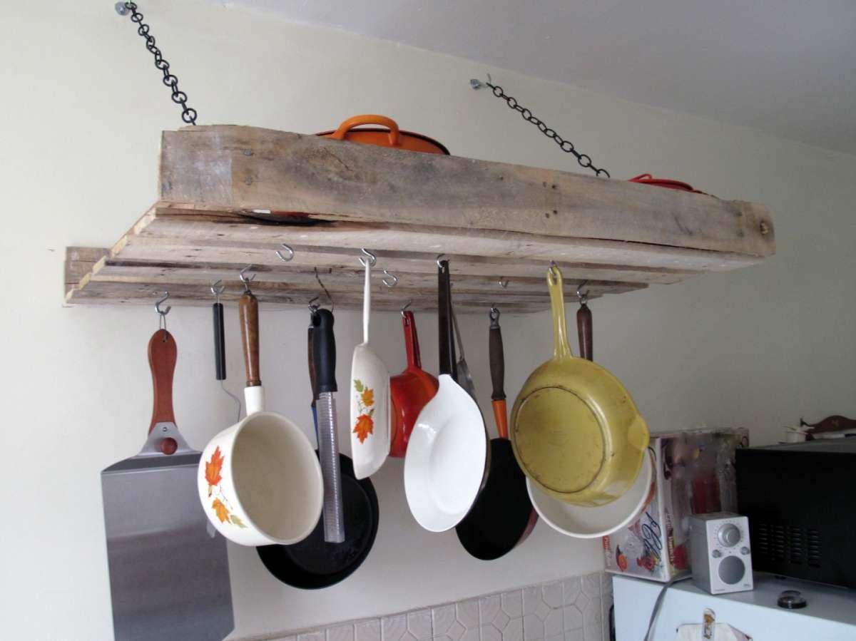 Porte ustensiles DIY pour la cuisine