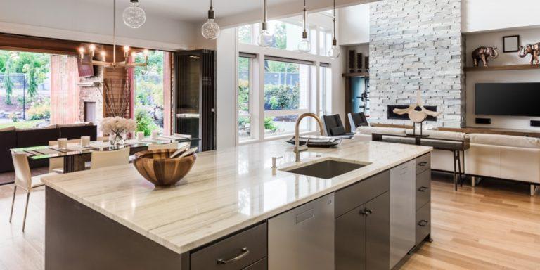 Awesome Cucine Open Space Ideas - Idee Per Una Casa Moderna ...