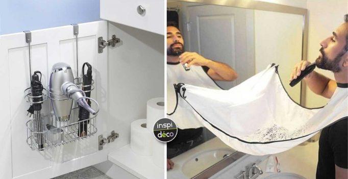 Accessoires fut s pour la salle de bain 15 id es for Accessoire salle de bain jungle