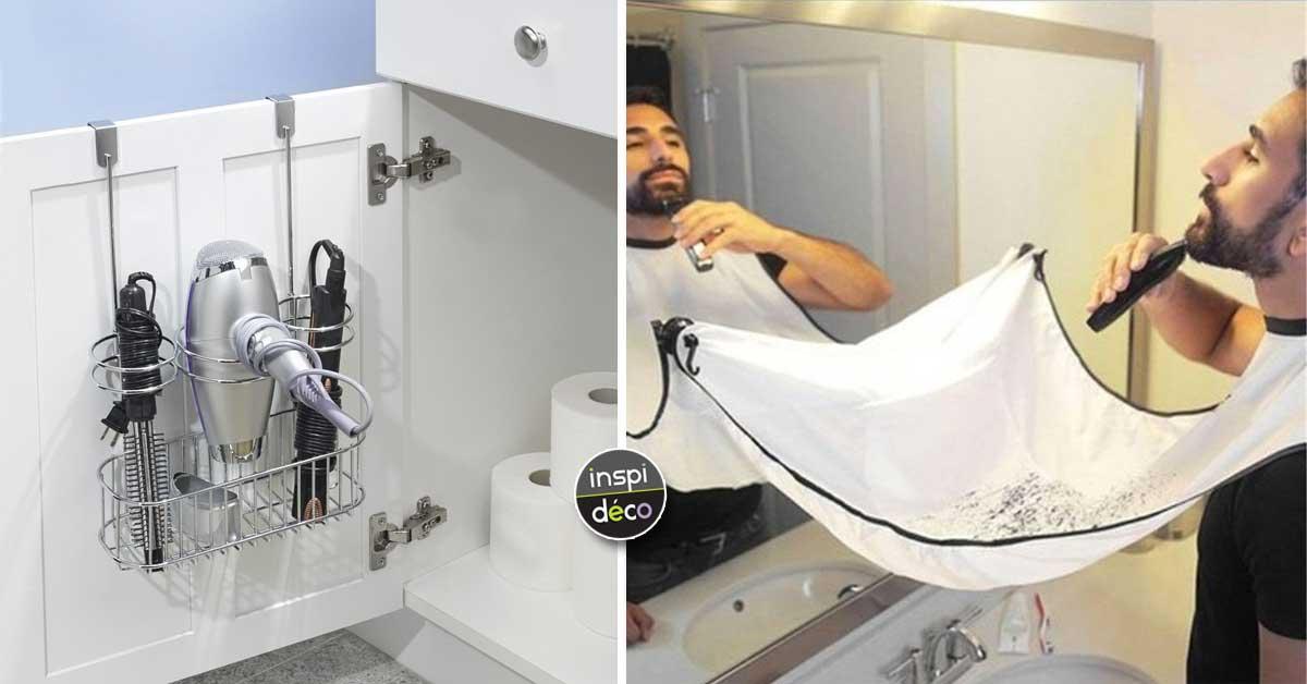 Accessoires fut s pour la salle de bain 15 id es for Accessoire salle de bain simons