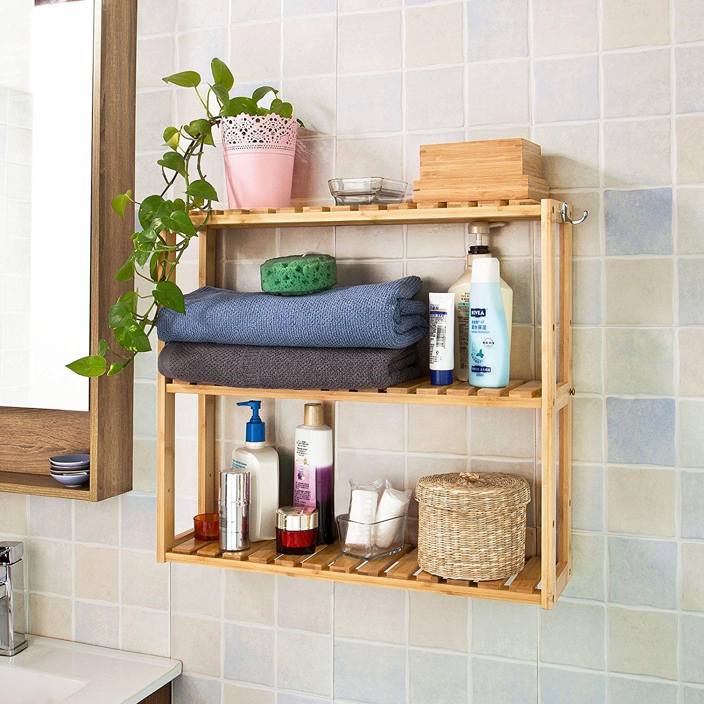 Accessoires futés pour la salle de bain! 15 idées inspirantes...