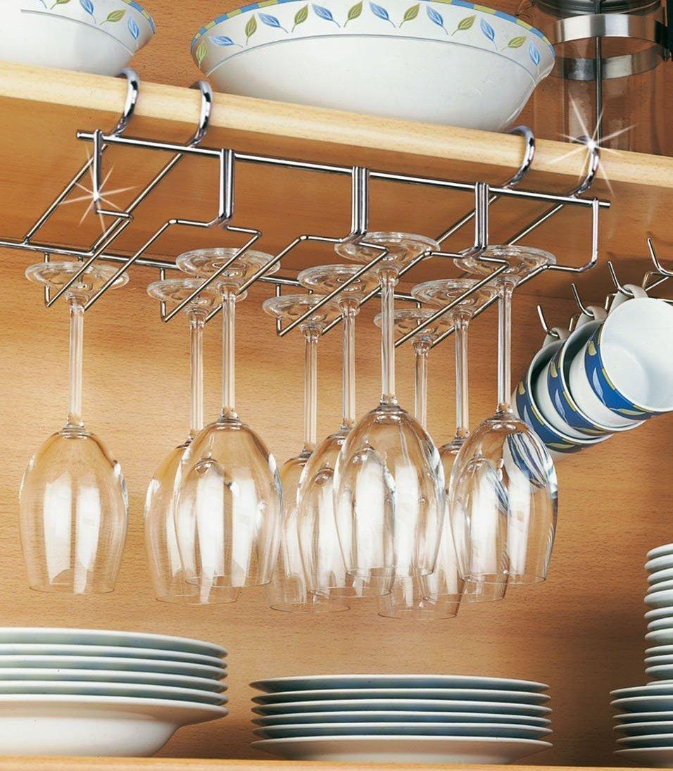 Accessori furbi per ottimizzare la cucina