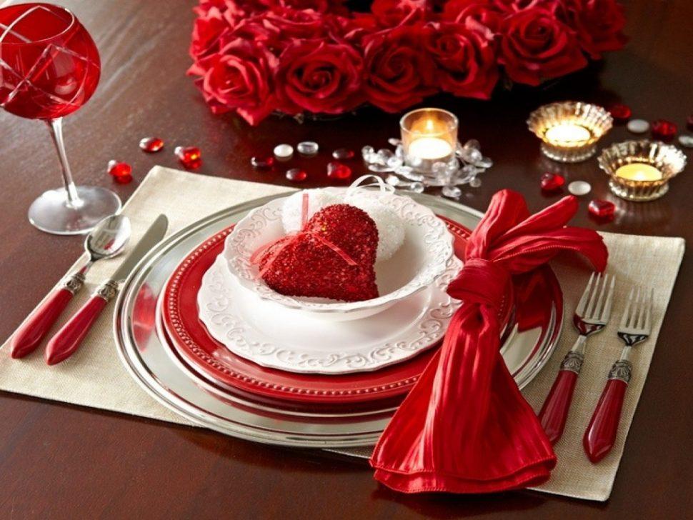 Idee deco st valentin with idee deco st valentin top ides pour la saint valentin diy amoureux - Deco chambre saint valentin ...