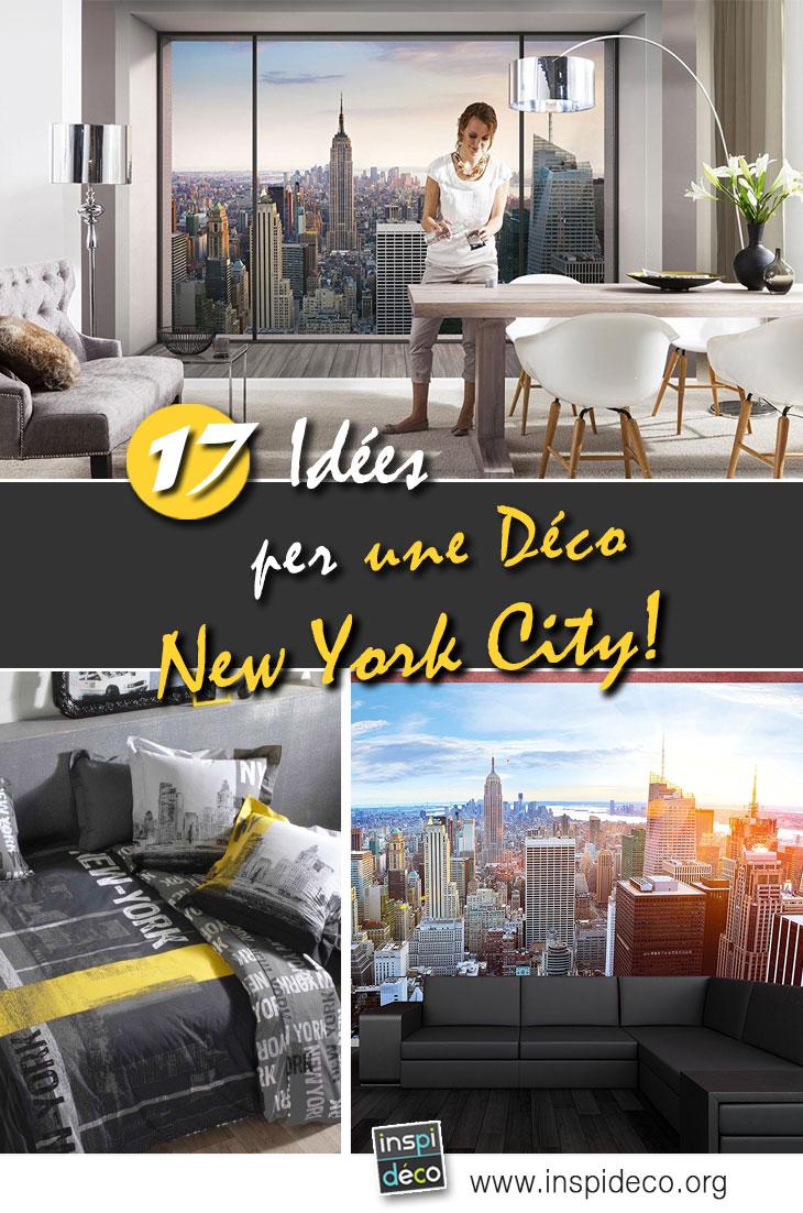 D co new york 17 id es pour vous inspirer amusez vous for Idee deco cuisine new york