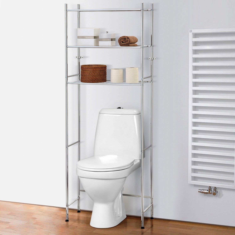 Gagner de la place dans un petit appartement 15 for Mueble encima wc ikea