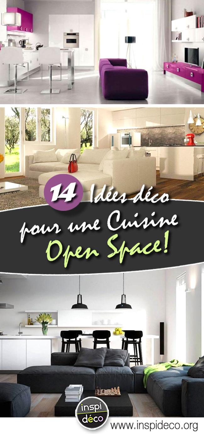 cuisine open space si vous voulez opter pour une cuisine ouverte sur le sjour vous allez tre ravi aujourdhui nous avons slectionn pour vous 14 photos
