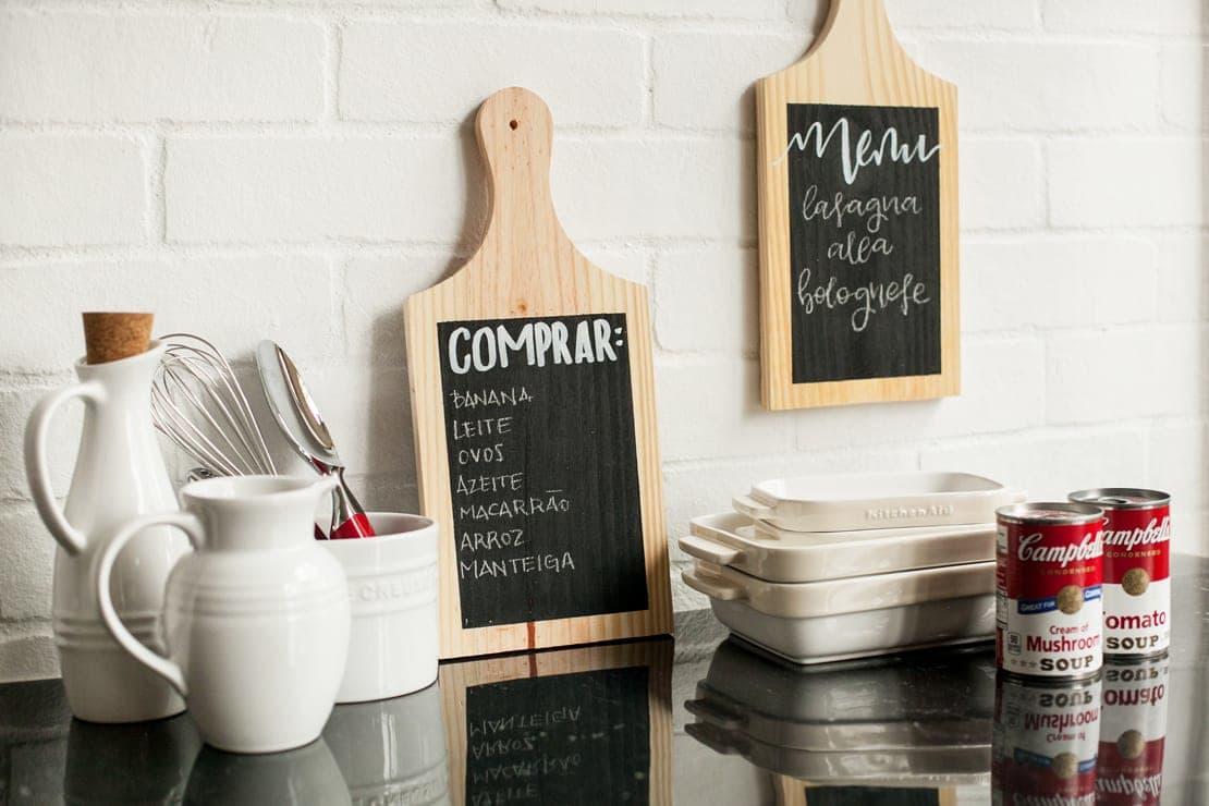 Un DIY tavolo ardesia nella mia cucina! Qui ci sono 15 idee per ...