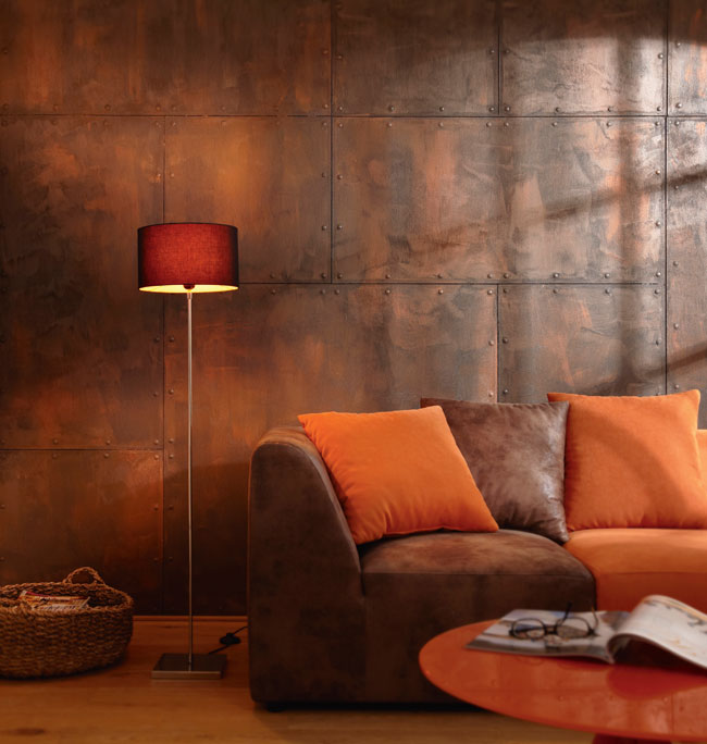 Une peinture déco pour les murs de votre intérieur.. 15 ...