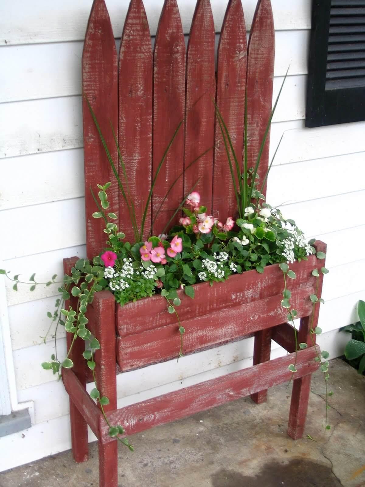 D Corer Son Porche Avec Une Belle Jardini Re Diy 24 Id Es