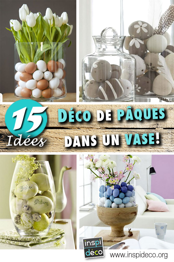 Cr er une belle d co de p ques dans un vase 15 id es for Ouvrir un commerce idee