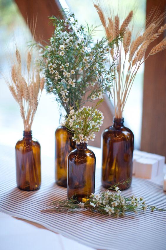 Pots de fleurs DIY