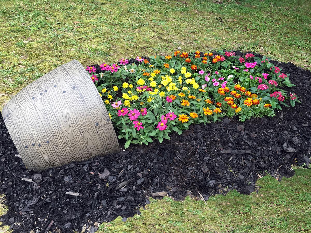 Des Vases D 233 Bordants De Fleurs Dans Ces Jardins 13 Id 233 Es Originales