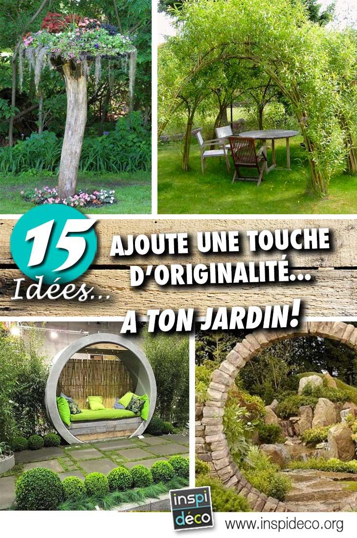 Idee Deco Palette Jardin idées pour le jardin: voici 15 jardins avec une touche d