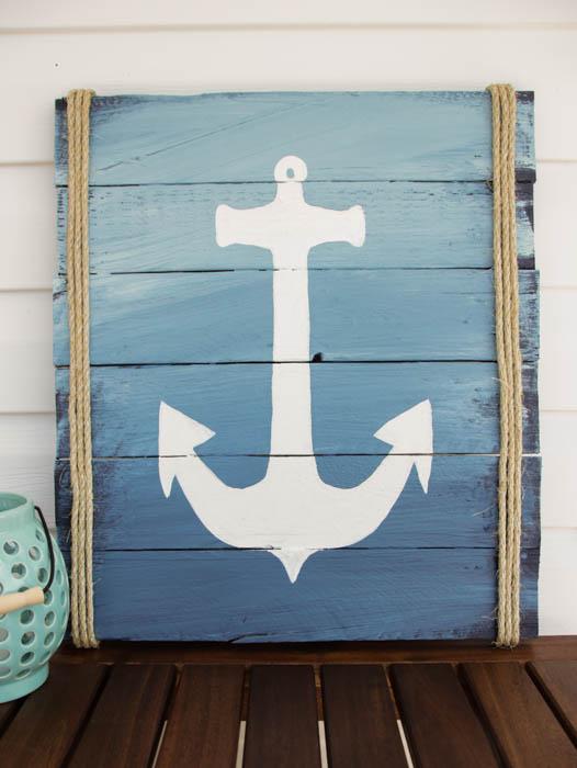 Déco marine DIY