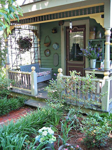 Abbellire il portico