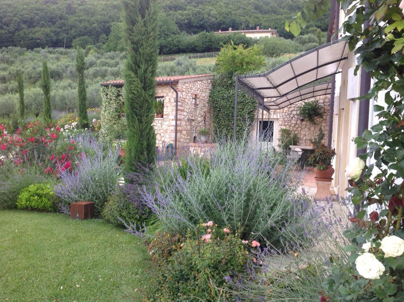 Aménager son jardin dans un style provençal