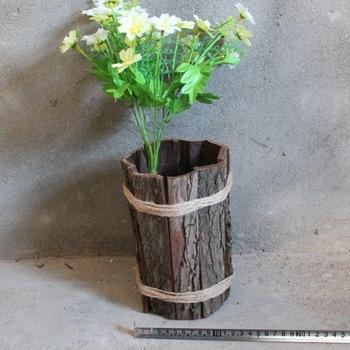 Fabriquez un joli vase avec de la récup