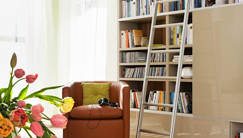 Idées pour aménager un coin lecture