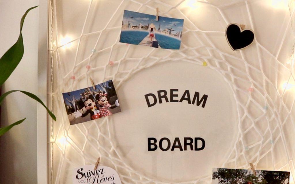 Créer un Dreamboard avec un Cadre IKEA