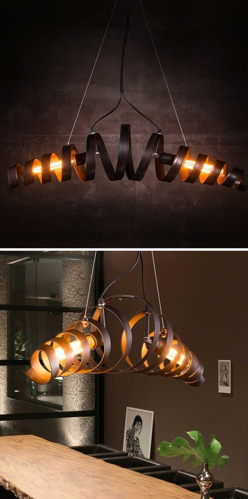 Luminaires vintage