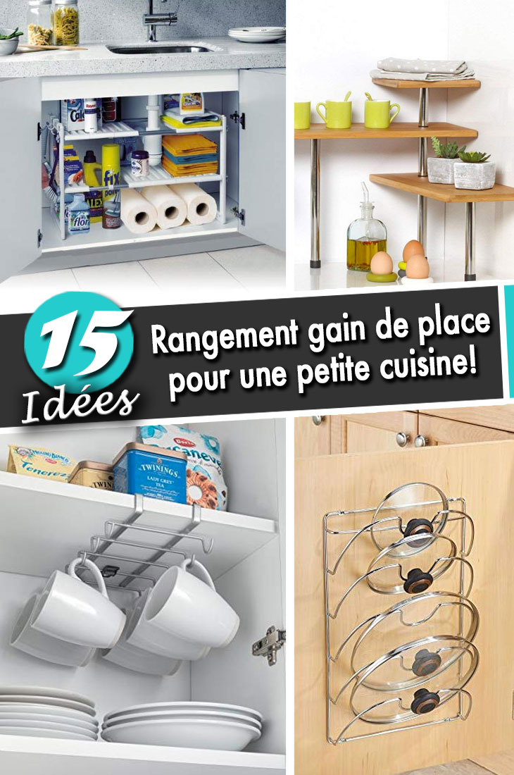 Inspiring Idee Deco Rangement Petite Cuisine