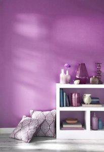 Décorer son intérieur avec Ultra Violet 2018