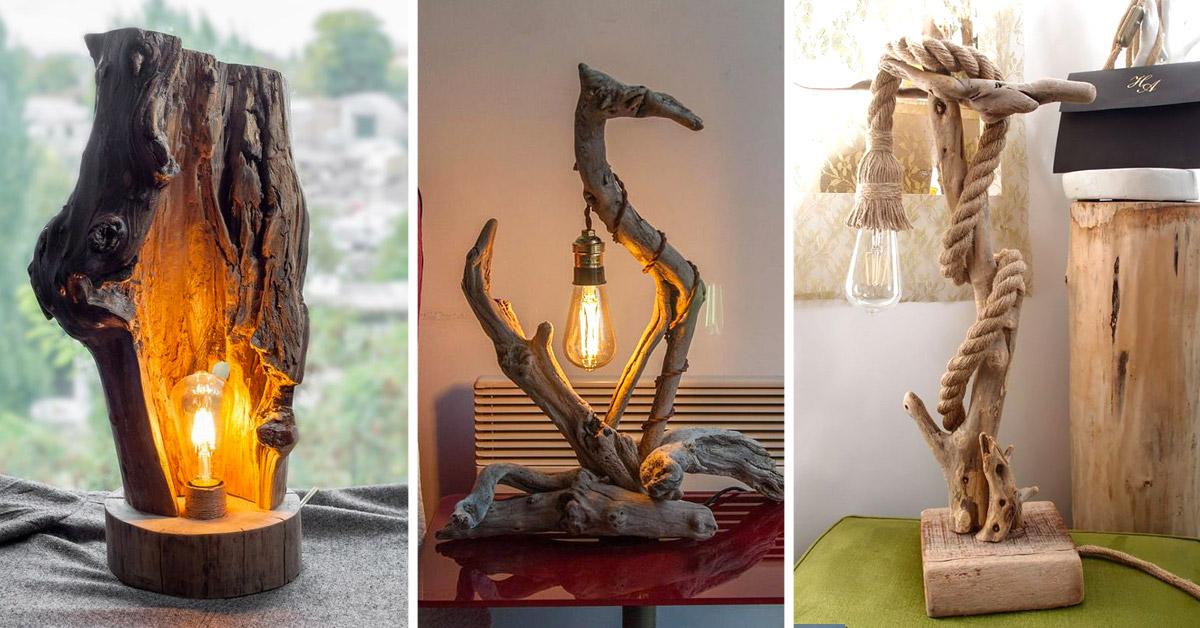 Réaliser des lampes DIY design et originales.