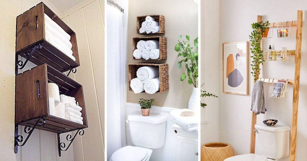 déco DIY salle de bain