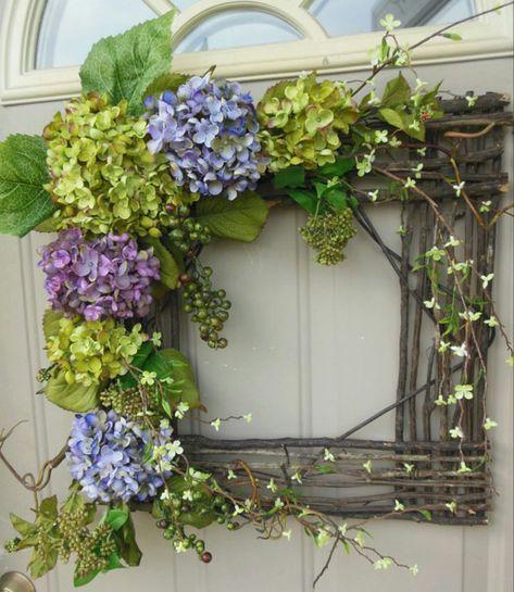 Fuori porta fai da te da realizzare per la primavera.