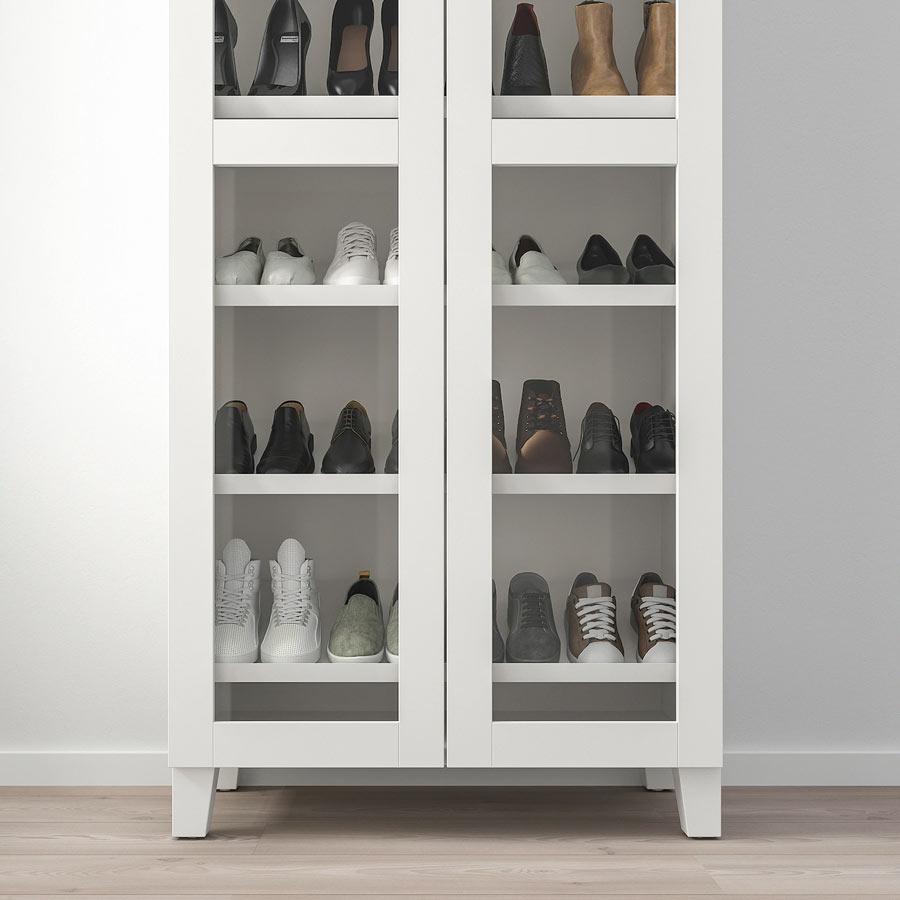 Rangement Chaussures Ikea Des Idees Pour Gerer L Espace Avec Style