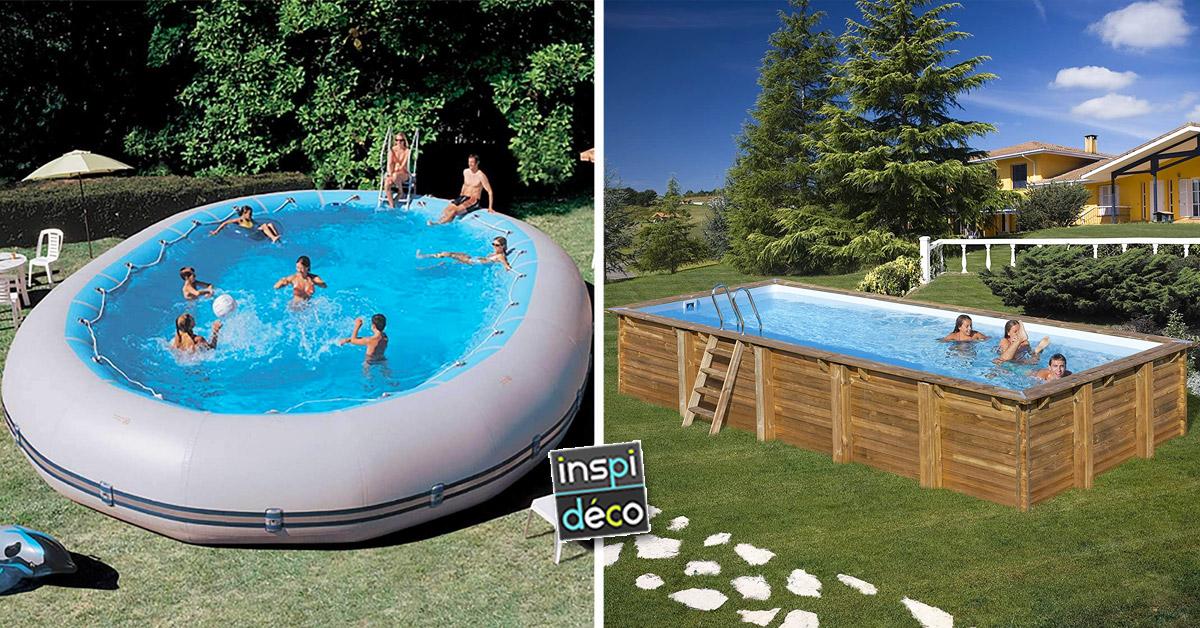 idées piscines hors sol.