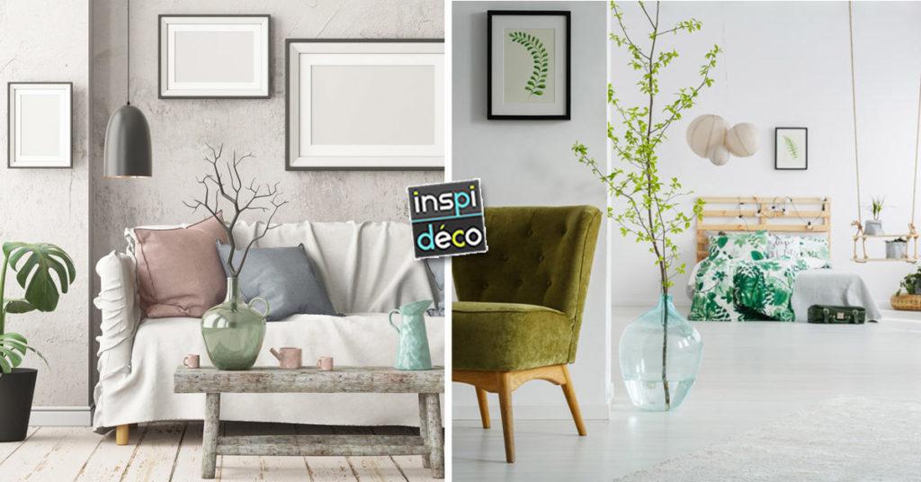 Idées vase Dame-jeanne, décoration récup